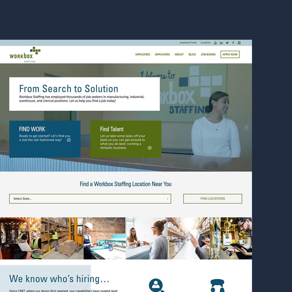 Grand Rapids WordPress Website Design and Development